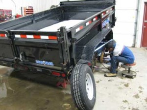 advantage trailer service and safety inspection